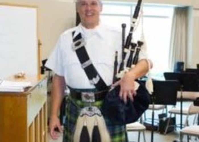 Paul Watson: Scottish Bagpipes