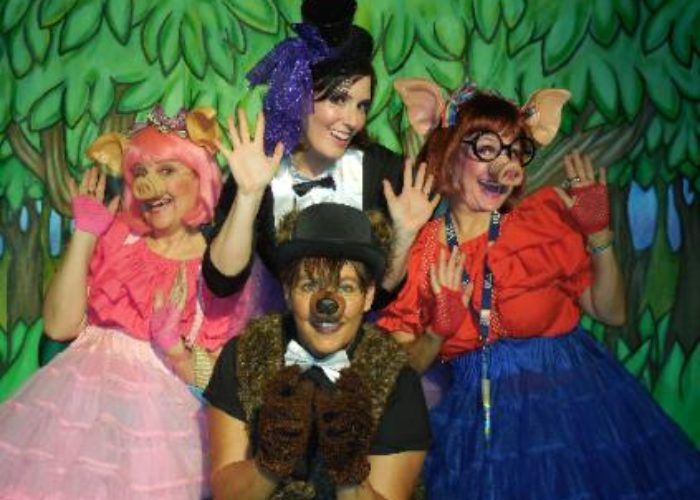Storybook Theatre: The New Little Red Riding Hood
