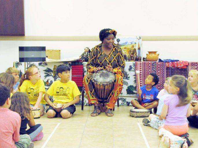 Elizabeth Kahura: Folktales of Africa