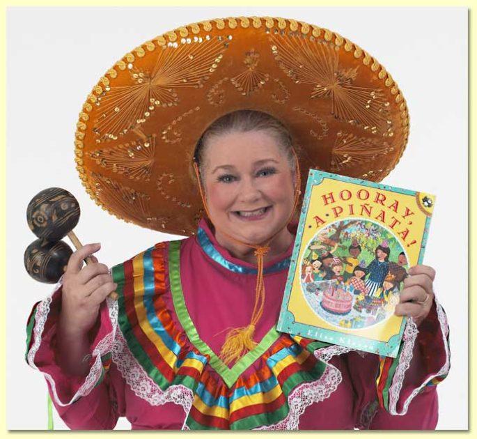 Margaret Clauder: Senorita Margarita's Fiesta