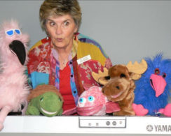 Dru Woods: Cinderella Meets the Muppets: Telling Fractured Fairy Tales with Puppets