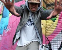 Isaac Barron: Hip Hop Workshop