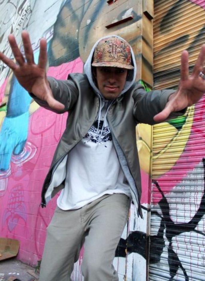 Isaac Barron: Hip Hop Workshop